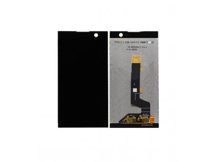 Originál LCD displej a dotyková plocha Sony Xperia XA2 H4113 čierna farba