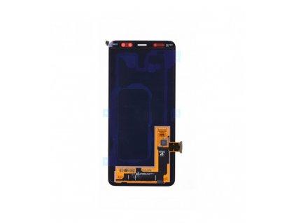 LCD Displej + Dotykové sklo Samsung A530F Galaxy A8 - originál čierna farba