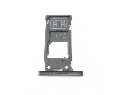 Držiak SIM karty a pamäťovej karty Sony Xperia XZ2 H8266