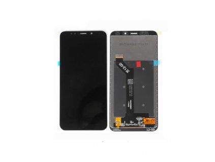 LCD Displej + Dotykové sklo Xiaomi Redmi 5 Plus Čierna farba