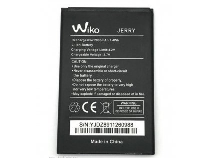 Batéria Wiko Jerry - 2000mAh