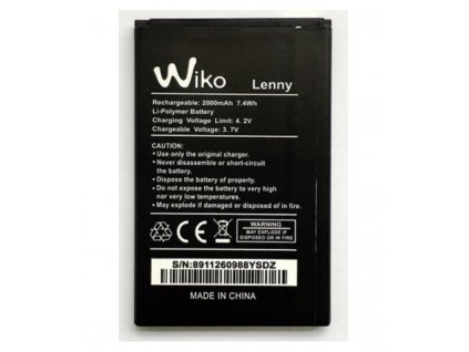 Batéria Wiko Lenny - 2000mAh