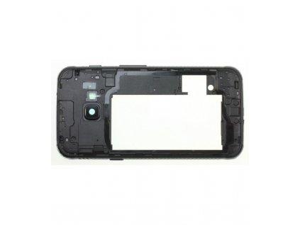Stredový rám Samsung Galaxy Xcover 4 G390F čierny
