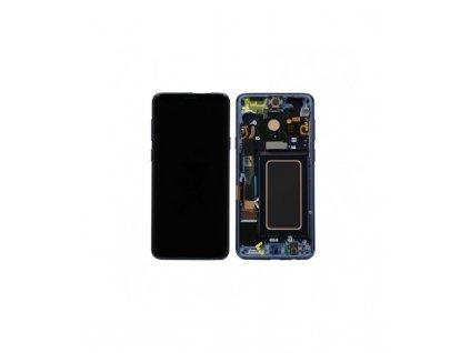 LCD displej a dotyková plocha Samsung Galaxy S9 Plus G965 čierna farba