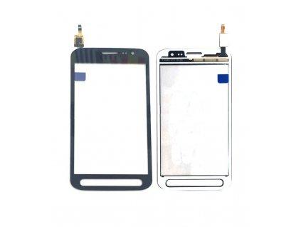 Samsung Xcover 4 G390F / Xcover 4s G398 Dotykové sklo čierna farba OEM