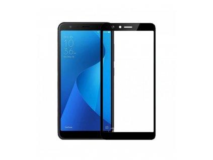 0.26mm 9H 2,5D Ochranné tvrdené sklo Zenfone MAX Plus ZB570TL čierna farba