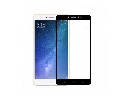 0.26mm 9H 2,5D Ochranné tvrdené sklo Xiaomi Mi Max2 čierna farba