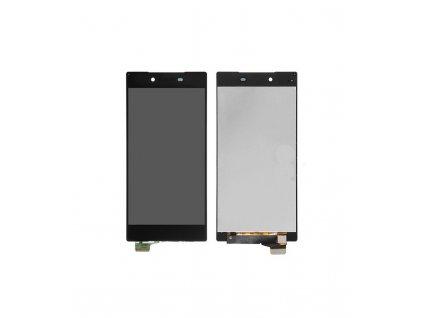 LCD displej a dotykove sklo Sony Xperia Z5 Premium E6853 čierna farba