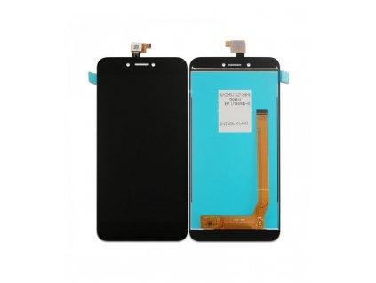 LCD displej a dotyková plocha Wiko UPulse čierna farba