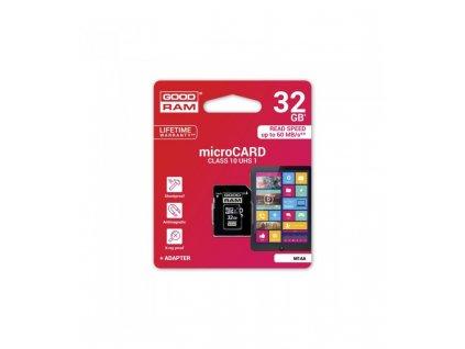 Pamäťová karta IMRO 32GB microSD trieda 10