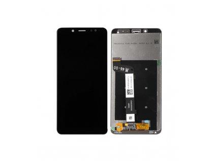 LCD Displej + Dotykové sklo Xiaomi Redmi Note 5 Čierna farba M1803E7SG