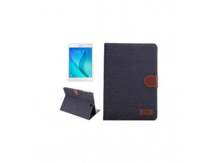 Puzdro Samsung Galaxy Tab S2 8.0 čierna farba