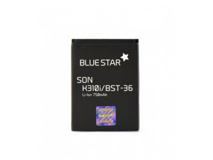Batéria Bluestar Sony Ericsson K310,K510, J300 750 mAh