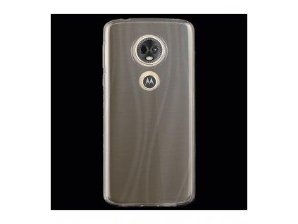 Puzdro Motorola E5 Plus ultra tenké priesvitné