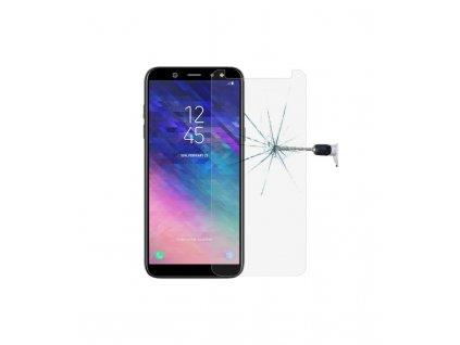 0,26mm 9H Ochranné tvrdené sklo Samsung Galaxy A6 2018