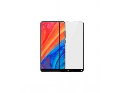 2.5D Mofi ochranné tvrdené sklo Xiaomi Mix2 / Mix2s čierna farba