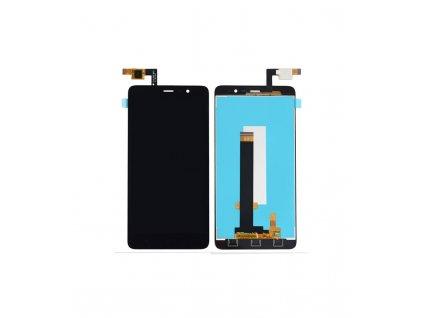 LCD displej a dotykove sklo Xiaomi Redmi Note 3 SE / Redmi Note 3 Pro (150mm) čierny