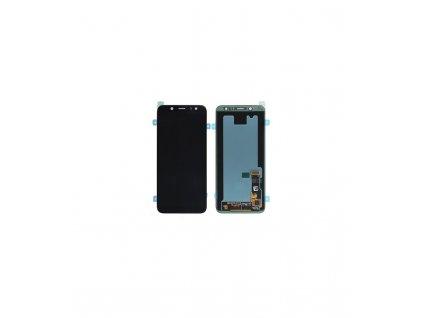LCD Displej + Dotyk Samsung A600 Galaxy A6 - originál čierna farba