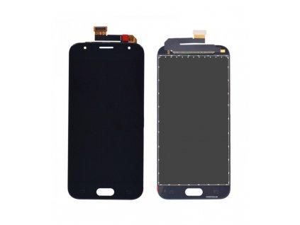 LCD Displej + Dotykové sklo Samsung Galaxy J3 2017 OEM čierna farba