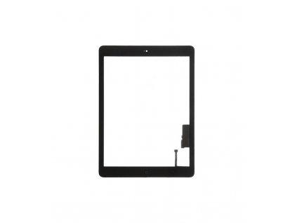 Apple iPad Air / iPad 9.7 2017 Dotykové sklo Čierna farba + Home Button