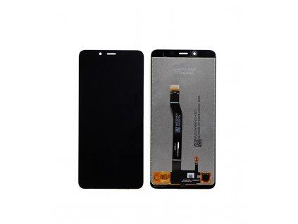 LCD Displej + Dotykové sklo Xiaomi Redmi 6 čierna farba