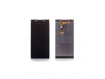 LCD displej a dotyková plocha OEM Sony Xperia L1, G3311 čierna farba