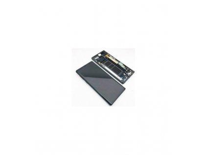 LCD displej a dotyková plocha Samsung Galaxy Note 9 N960 čierna farba