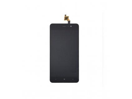 LCD displej a dotyková plocha Wiko Lenny 4 čierna farba