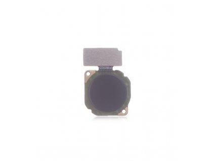 Flex senzor odtlačku prsta Huawei Honor 9 lite čierna farba