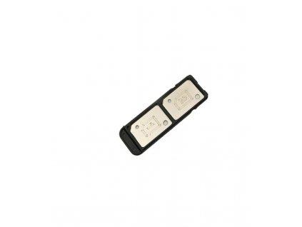 Držiak SIM karty Sony Xperia XA Ultra Dual čierna farba