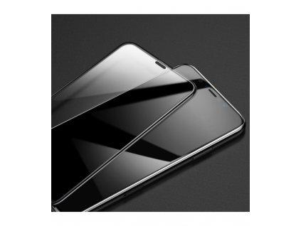 Kvalitné ochranné sklo Apple iPhone XS Max Baseus 5D