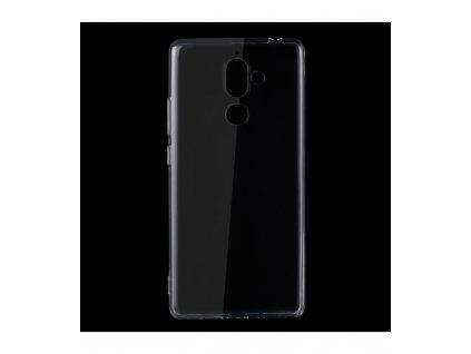Puzdro Nokia 7 Plus ultra tenké priesvitné