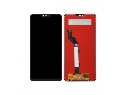 LCD Displej + Dotykové sklo Xiaomi Mi8 Lite Čierna farba