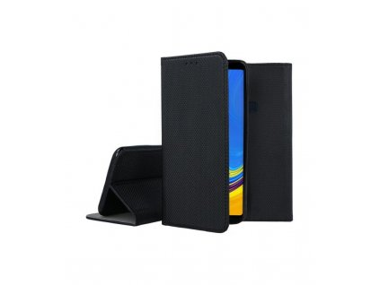 Puzdro Samsung Galaxy A9 A920 SMART Case čierna farba