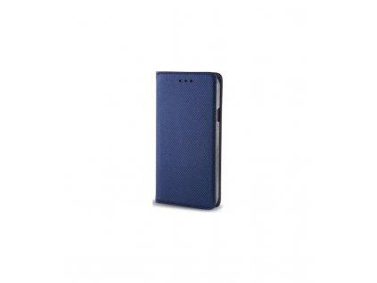 Puzdro Sony Xperia XZ3 Smart Magnet navy modrá farba