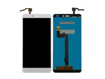 LCD Displej + Dotykové sklo Xiaomi Mi Max 2 Biela farba