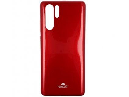 pol il Etui Jelly case Mercury HUAWEI P30 PRO czerwone 60760