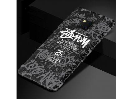 Puzdro Huawei Mate 20 Pro Fashion čierne