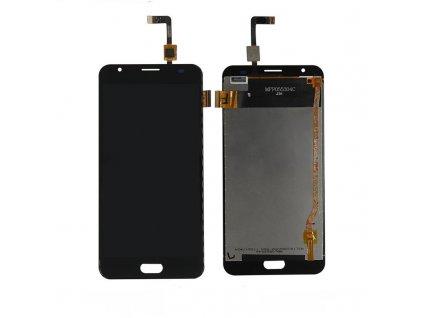 LCD Displej a dotyková plocha Ulefone Power 2 čierna farba