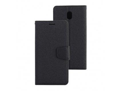 Knižkové puzdro Samsung Galaxy J3 Pro / J311 knižkové čierne