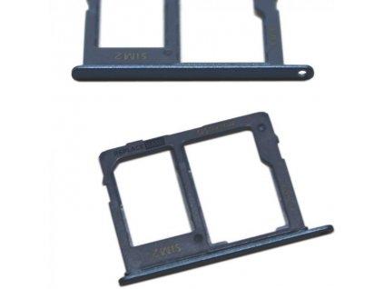 Drziak SIM a pamäťovej karty Samsung Galaxy Tab A 10.5 T595 modrá farba
