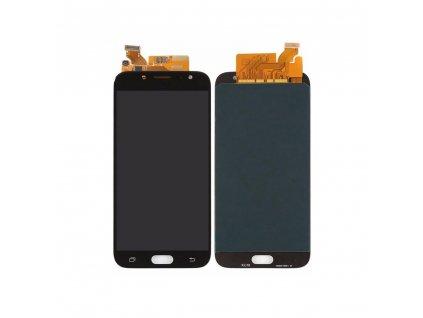 LCD displej a dotykova plocha Samsung Galaxy J7 2017 J730 OEM čierna farba