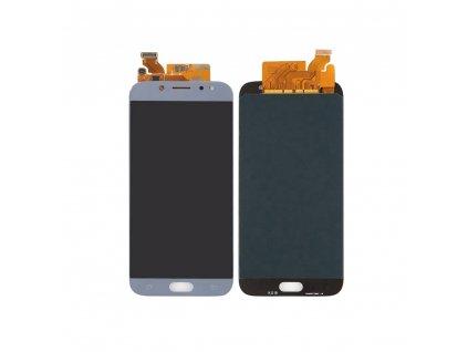 LCD displej a dotykova plocha Samsung Galaxy J7 2017 J730 OEM modrá farba
