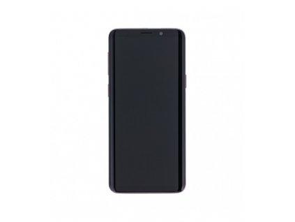 LCD Displej + Dotykové sklo Samsung Galaxy S9 Repasovaný fialový