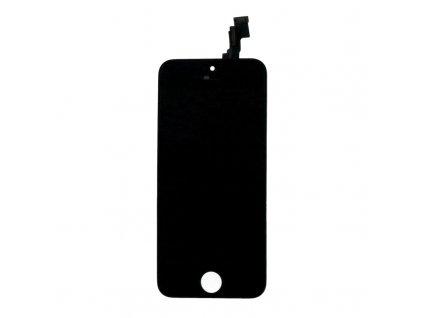 LCD Displej + Dotykové sklo iPhone 5C Ori čierna farba