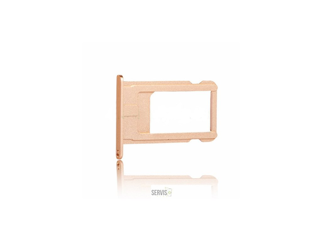 iPhone SE - Sim Tray ružový