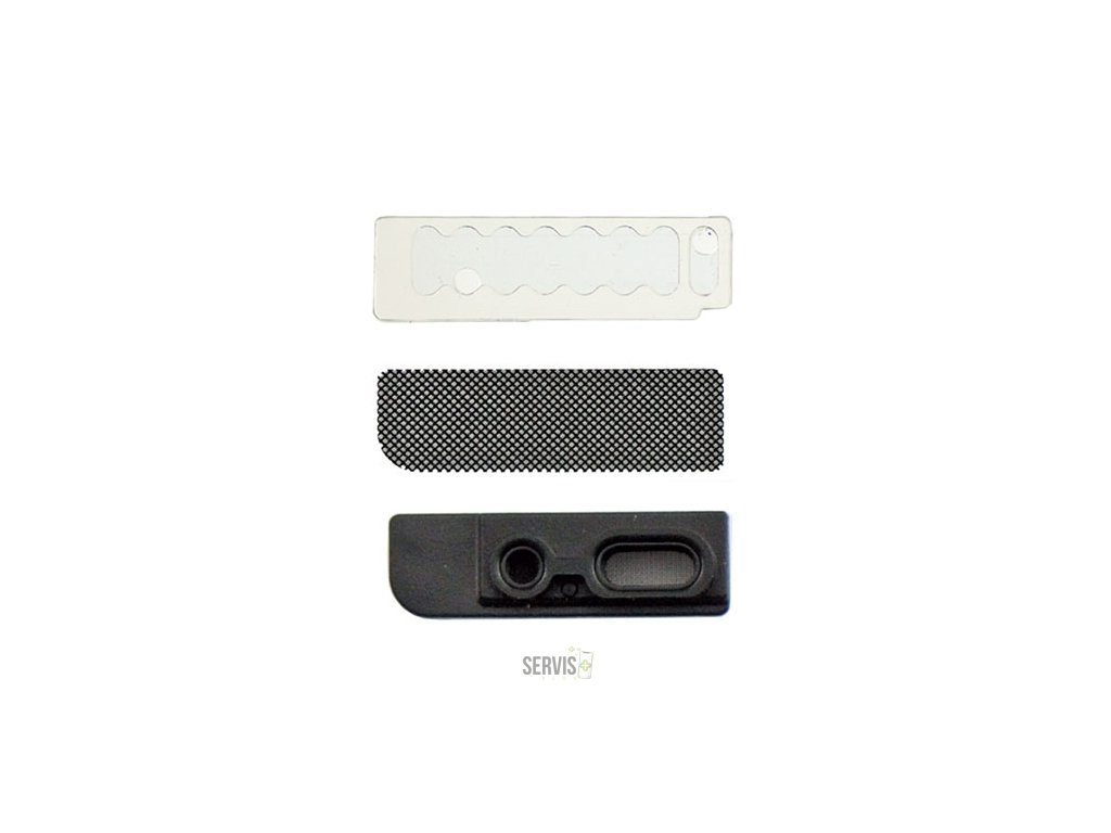 iPhone 5/5C/5S/SE - Sieťka slúchadla s gumičkou
