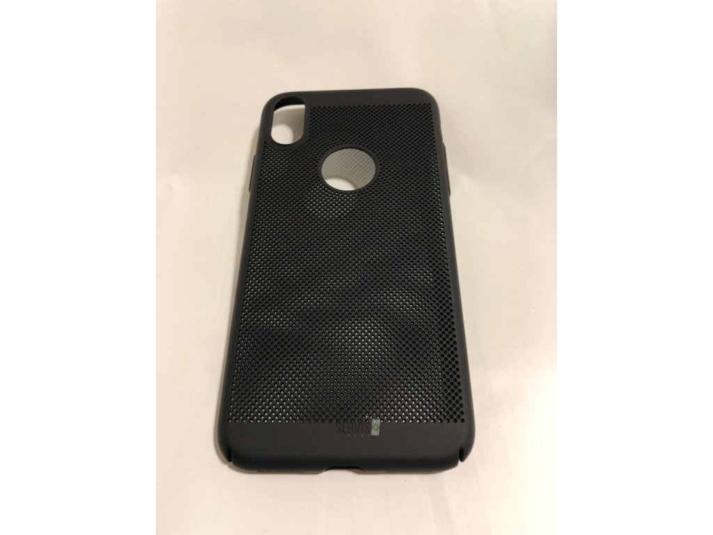 Sieťka plastová čierna - iPhone X/XS