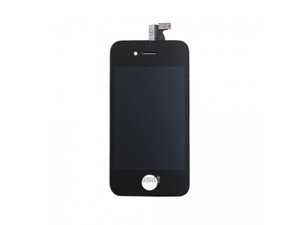 iPhone 4 - LCD + Dotyková plocha čierna ORIGINÁL