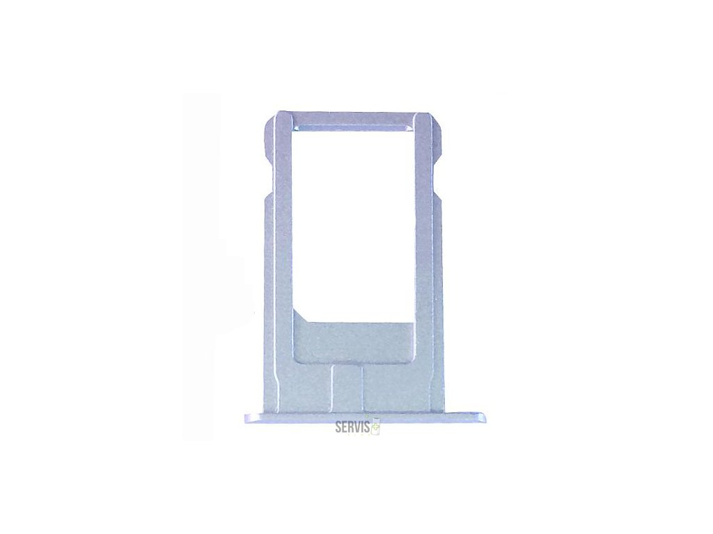 SIM Card Tray for iPhone 6 Silver